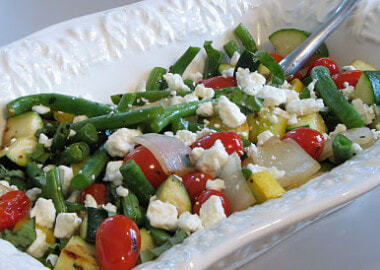 Mixed Vegetable Sauté