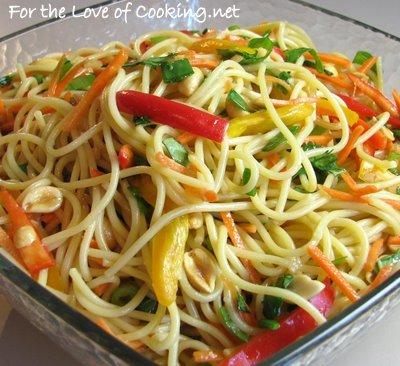 Asian Noodle Salad