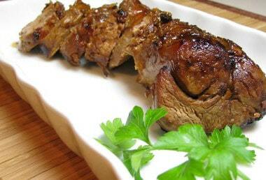 Korean-Style Pork Tenderloin