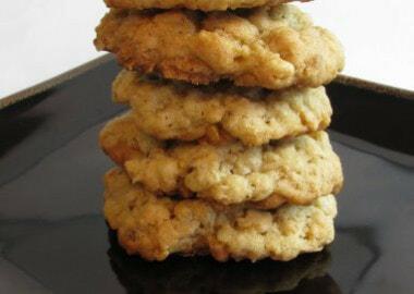 Crispy Crackling Cookies
