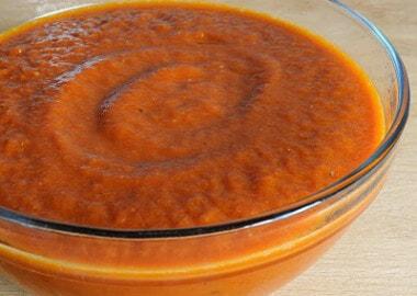 Red Enchilada Sauce