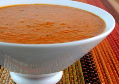Roasted Tomato Vinaigrette