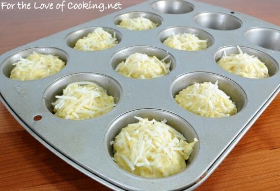 Parmesan-Corn Bread Muffins