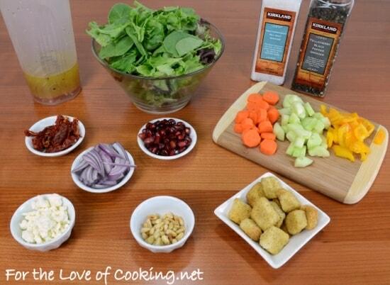 Gourmet Salad