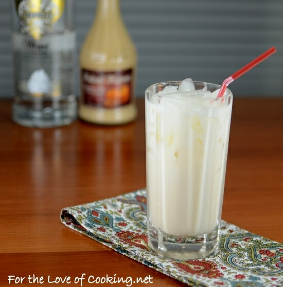 Pumpkin White Russian