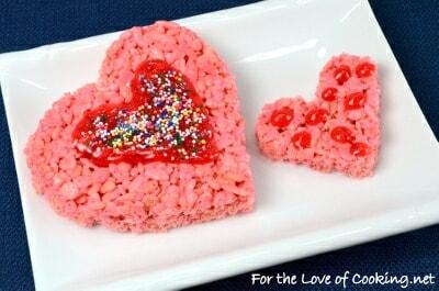 Valentines Day Recipe Round-Up