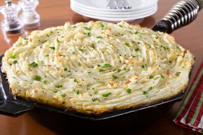 Slow Simmered Beef Cottage Pie