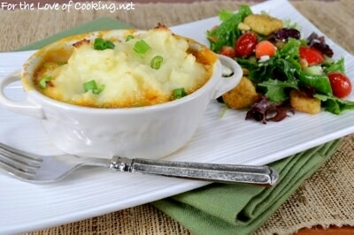 Cottage Pie with Turkey