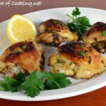 Lemon Chicken Thighs