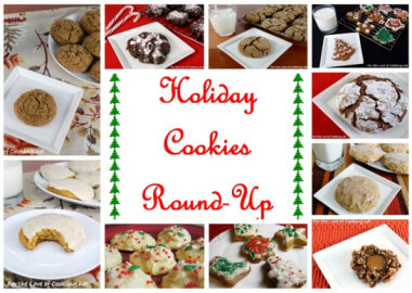 Holiday Cookies Round-Up