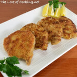 Pork Schnitzel
