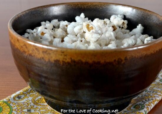 Quick & Easy Microwave Popcorn