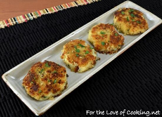 Potato and Havarti Croquettes