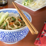 Spicy Asian Noodle Salad