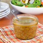 Bacon-Mustard Vinaigrette