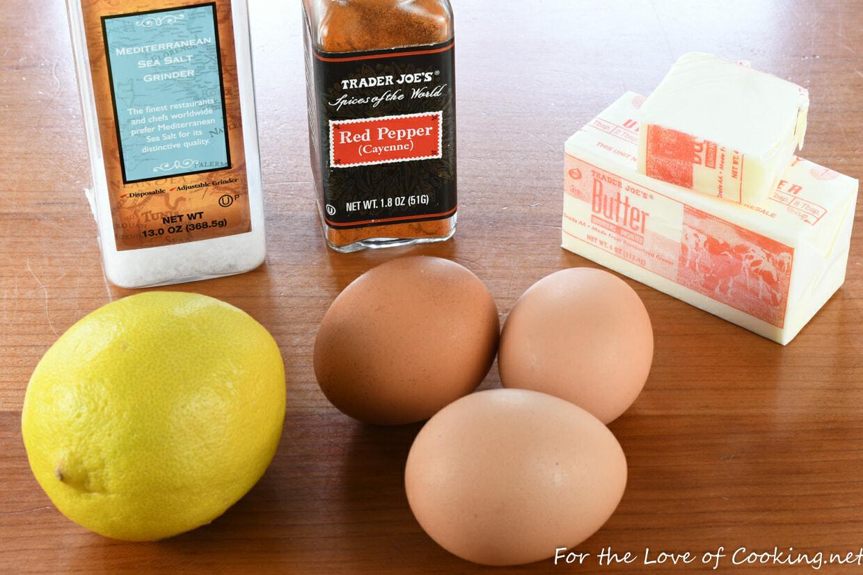 Easy Blender Hollandaise Sauce