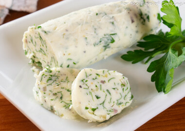 Garlic-Herb Compound Butter