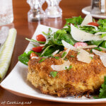 Cheesy Chicken Milanese