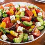 Loaded Greek Salad