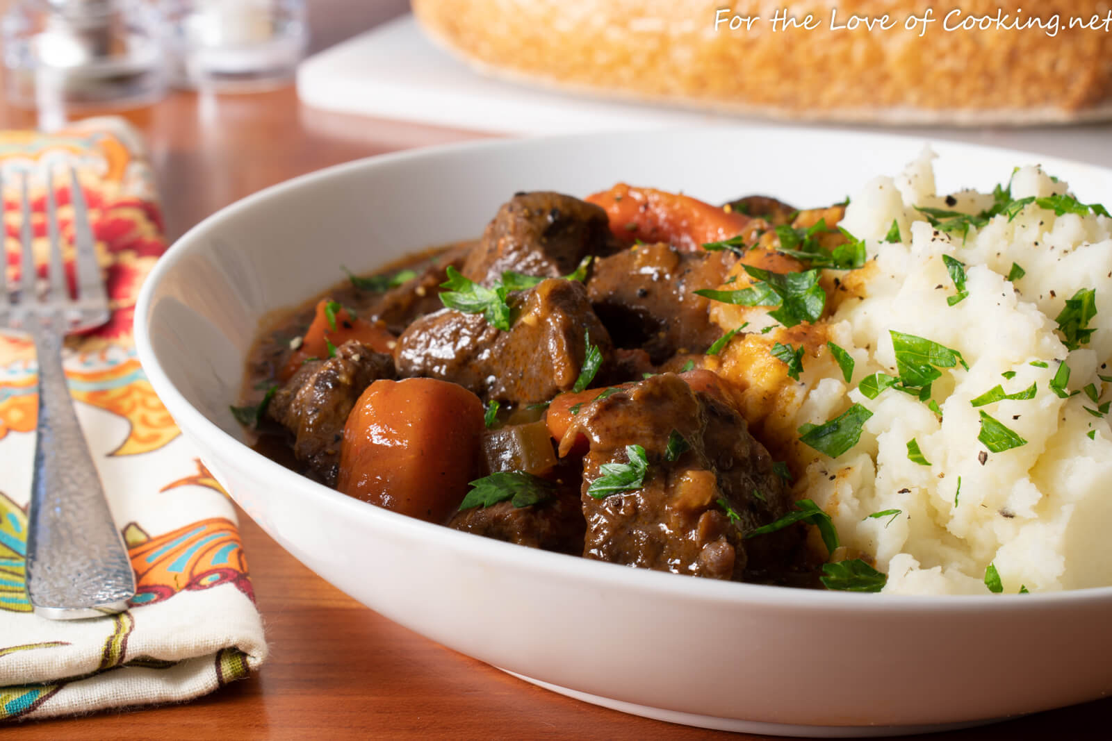 Slow Simmered Beef Stew