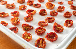 """Oven """"Sun-Dried"""" Tomatoes"""